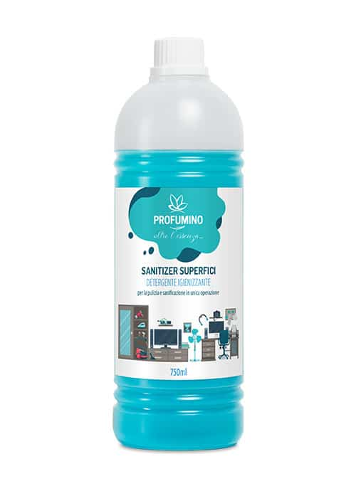 Sanitizer superfici